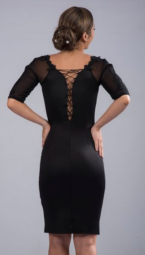 Longsleeve Lace Bodycon Dress
