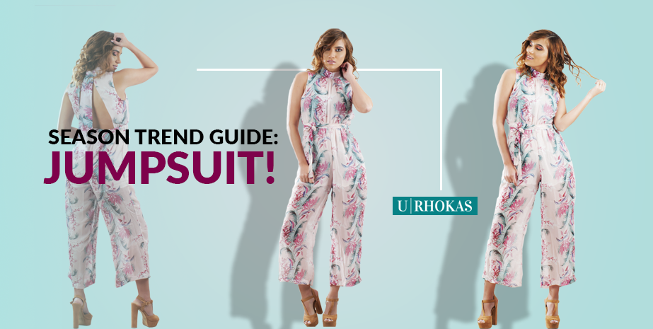 SEASON TREND GUIDE: JUMPSUIT!