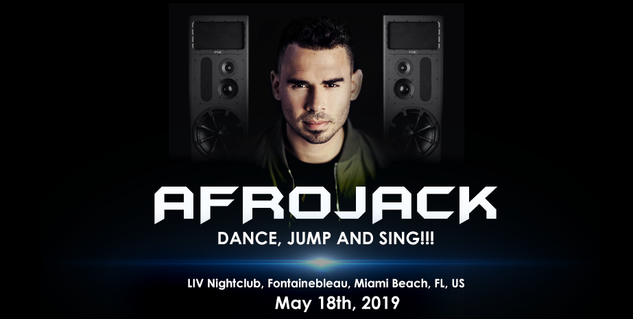 DANCE, JUMP AND SING!!! – AFROJACK