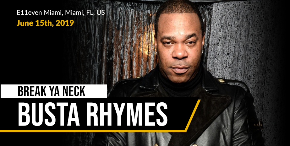 Breack ya neck - busta rhymes