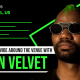 A REALLY GREAT VIBE AROUND THE VENUE WITH GREEN VELVET