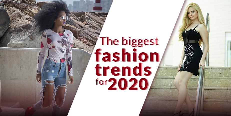 The biggest fashion trends for 2020